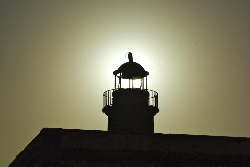 Lanzarote lighthouse