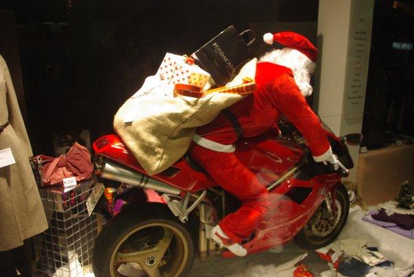 Santa in Verona