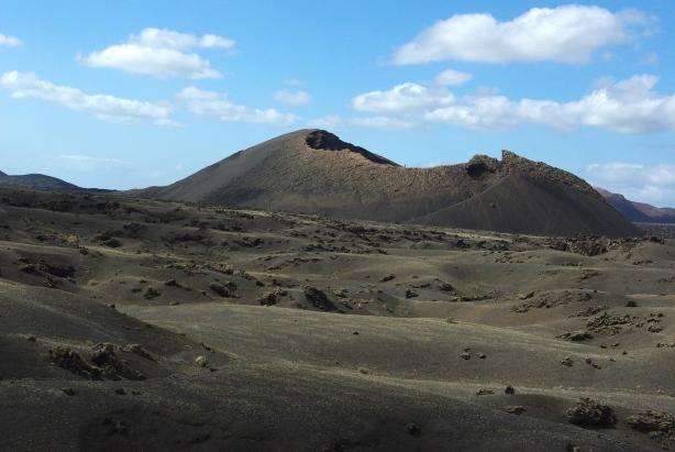 Canarian volcano