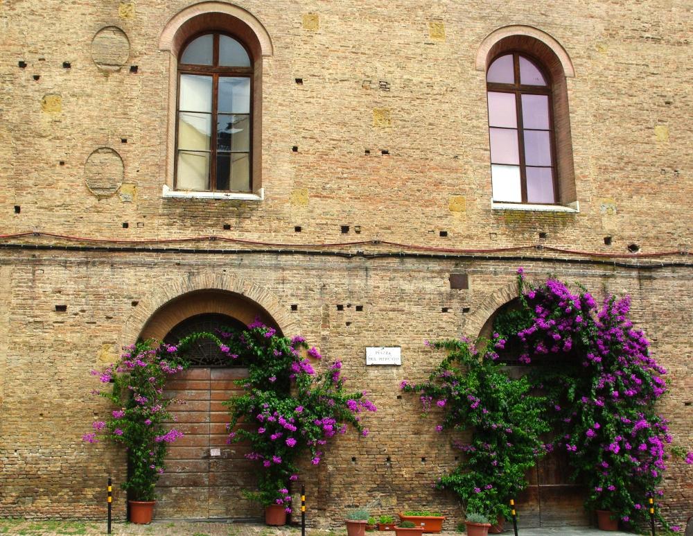 Sienese house