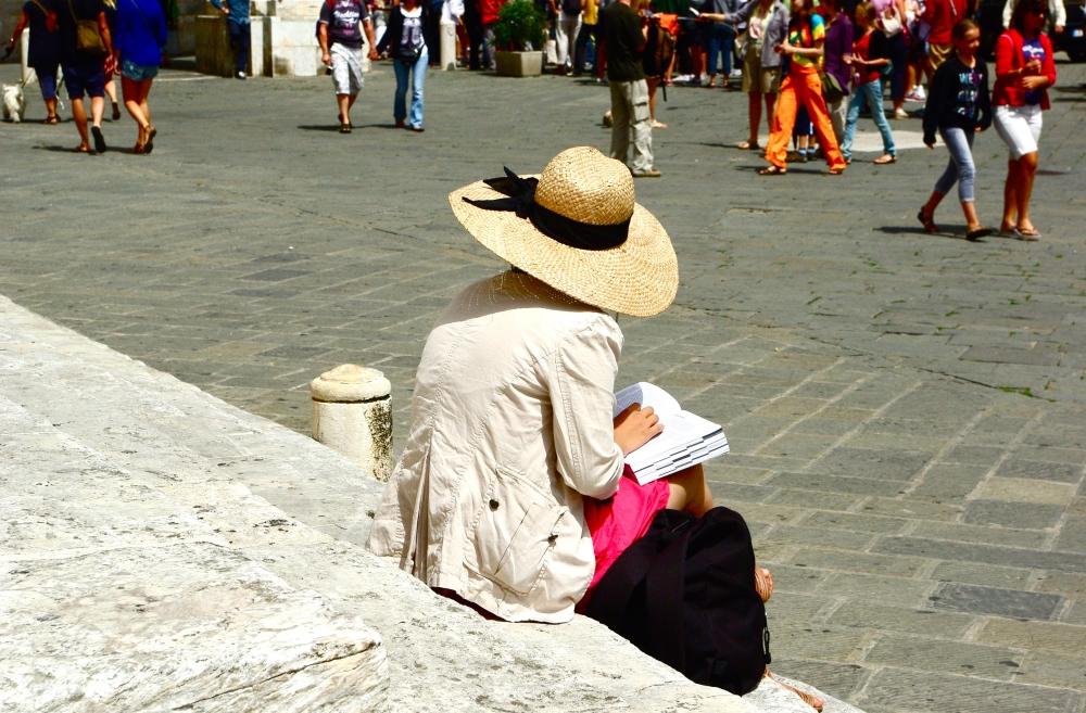Perugian lady