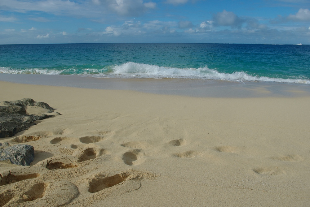 Caribbean tide