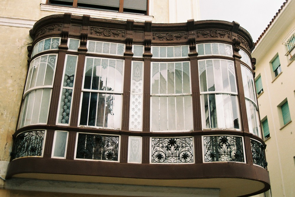Menorcan window