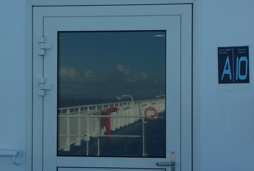 ferry window