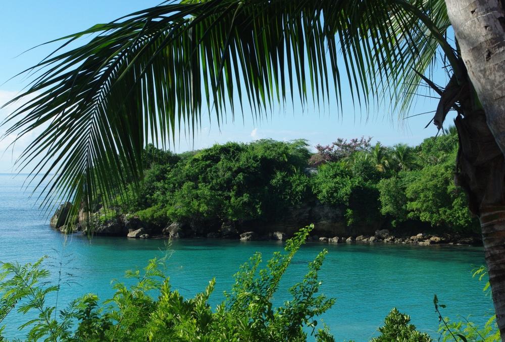 Haitian shore