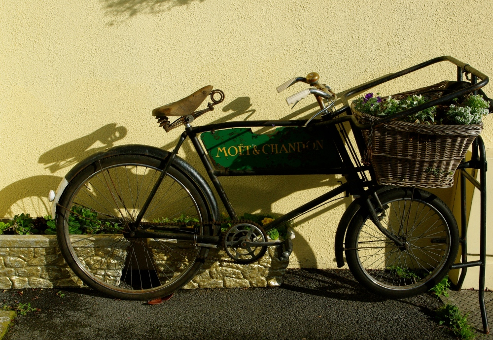 Irish bike