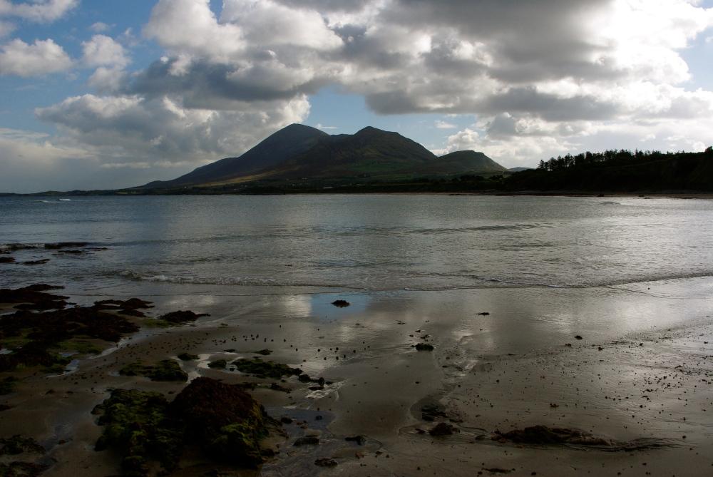 County Mayo coast