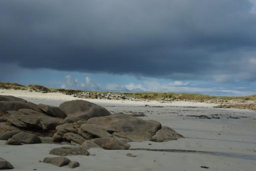 North Brittany coast
