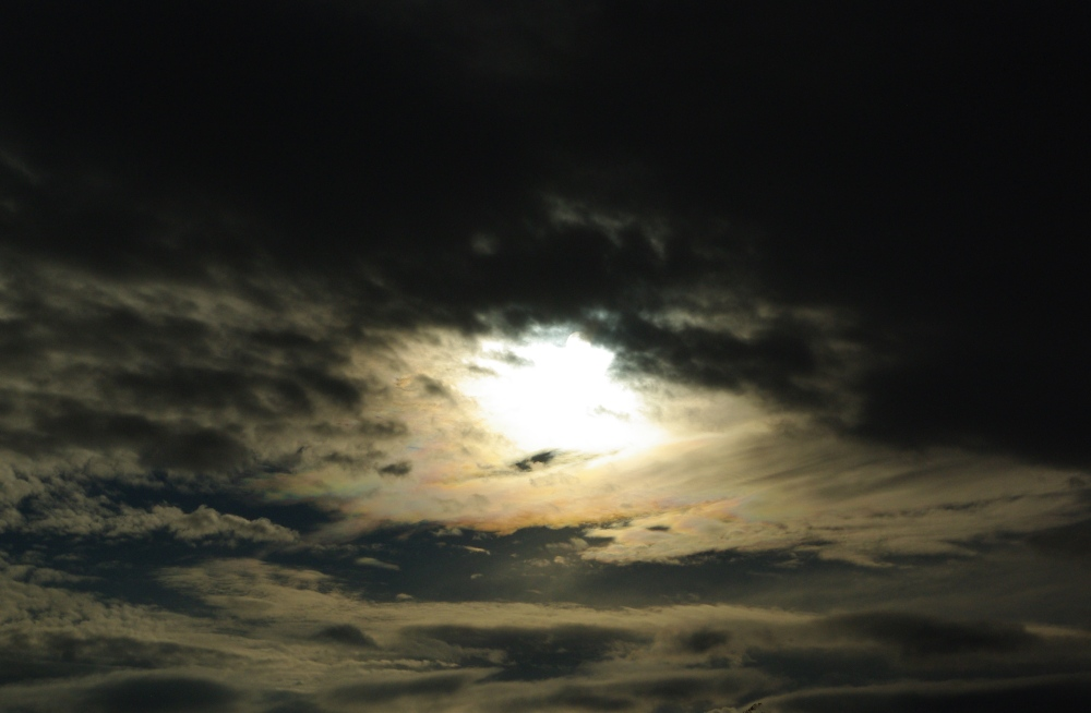 Sun/cloud